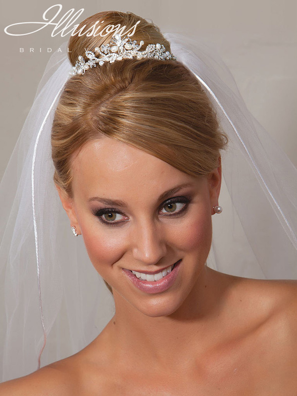 Illusions Bridal Headpieces 2848