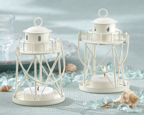By the Sea, Lighthouse Tea Light Holder