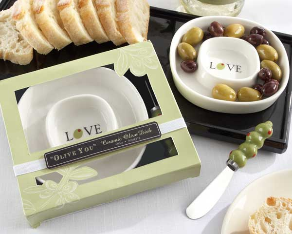 Olive You, Olive Tray and Spreader