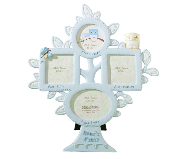 Lillian Rose Blue Owl 1st Year Frame