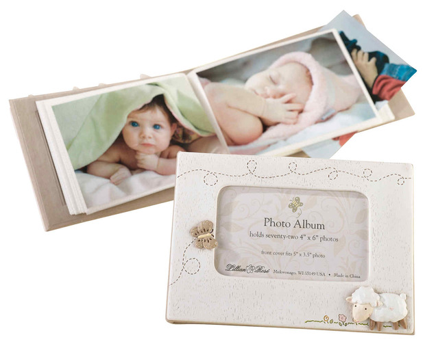 Lillian Rose Little Lamb Photo Album