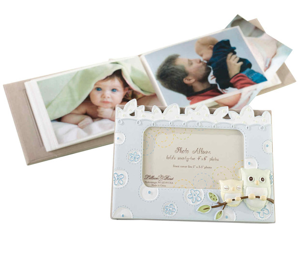 Lillian Rose Blue Owl Photo Album