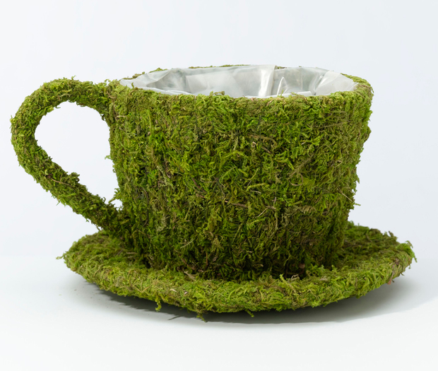 Lillian Rose Moss Teacup