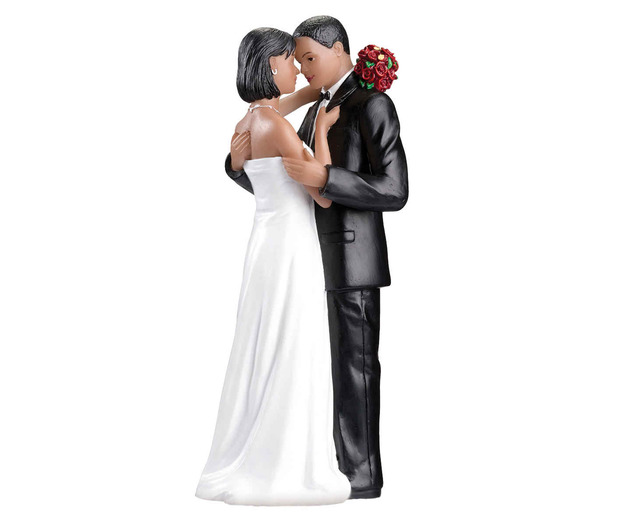 Lillian Rose Tender Moment Figurine -African American