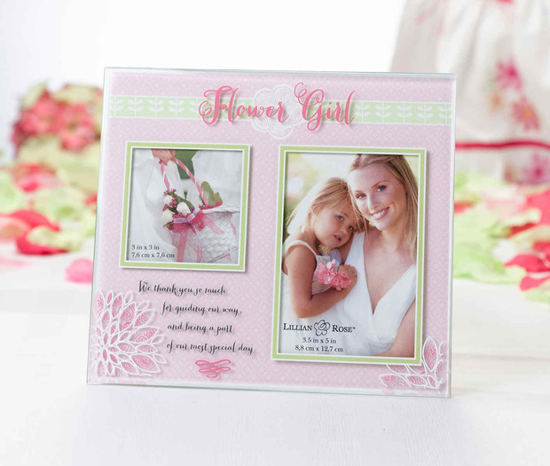 Lillian Rose Flower Girl Frame