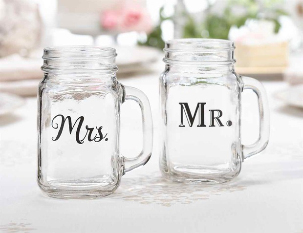 Lillian Rose Mr. Mason Jar Mug