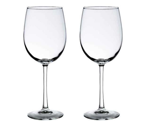 Lillian Rose Set of 2 Wine Glasses