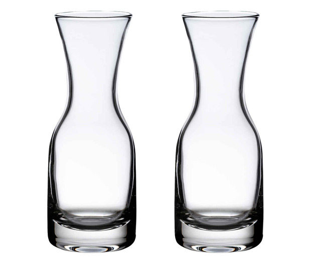 Lillian Rose Set of 2 Wine Carafes