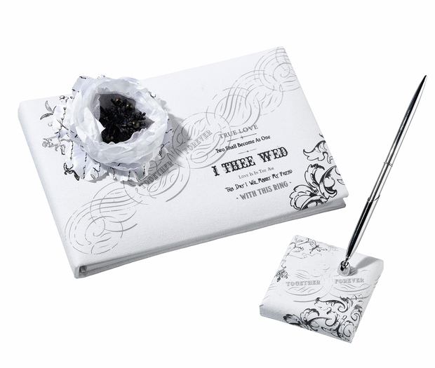 Lillian Rose True Love Book & Pen Set