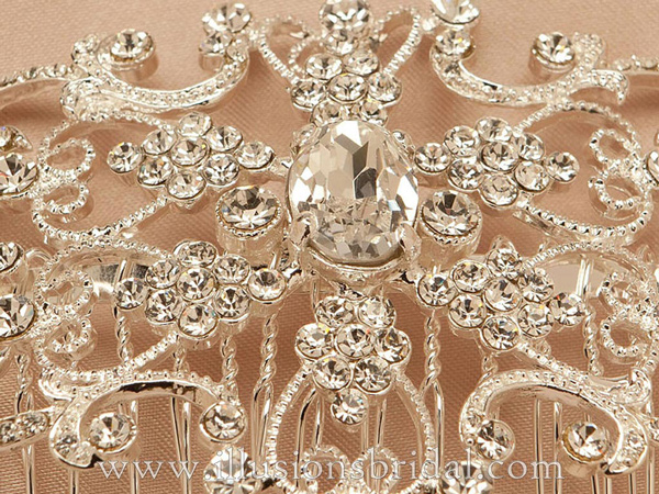 Illusions Bridal Headpieces 2870