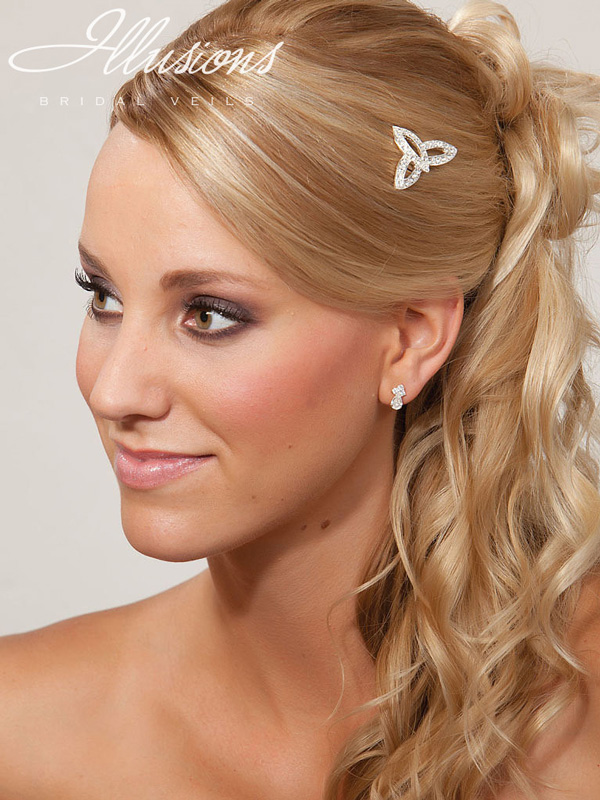 Illusions Bridal Hair Accessories 3275
