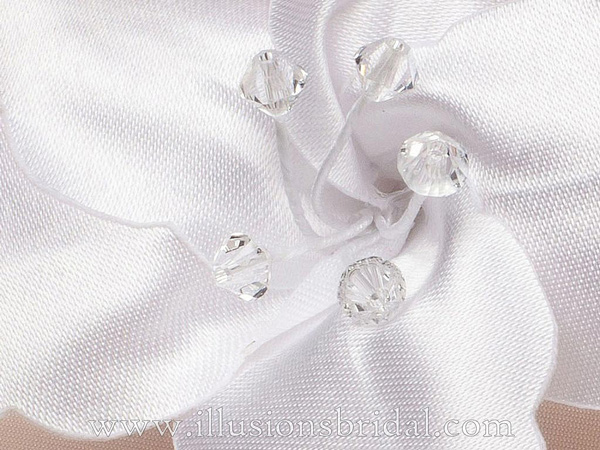 Illusions Bridal Flower Hair Accessories 8220