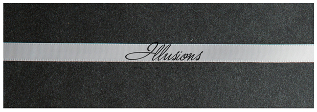 Illusions Bridal Ribbon Edge Veil C5-302-3R: Pearl Accent