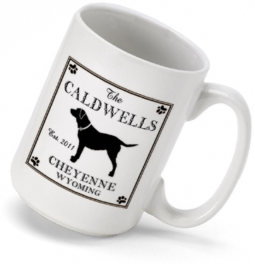 JDS Cabin Series Coffee Mug