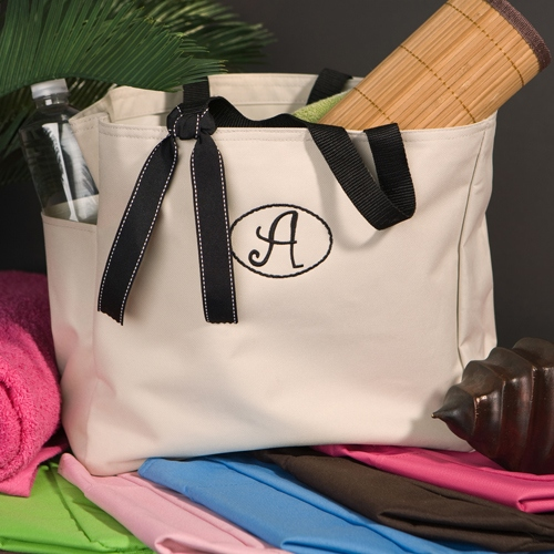 "JDS Personalized Smart Gal ""Avery"" Tote"