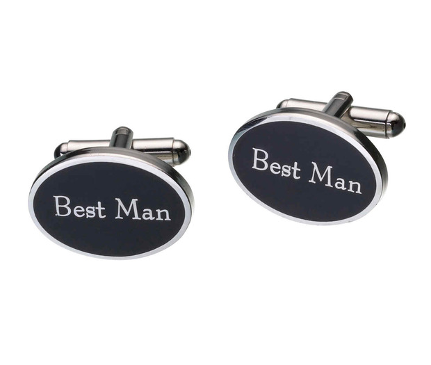 Lillian Rose Best Man Cufflinks