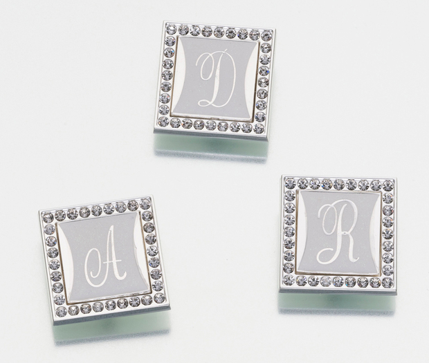 Lillian Rose Monogram Clip with Frame - A