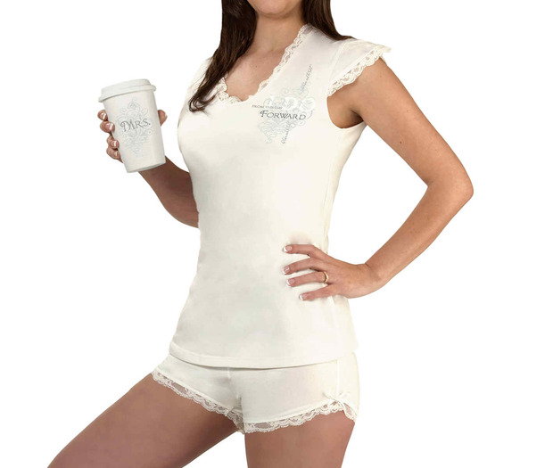 Lillian Rose Brides Pajama Set - Large