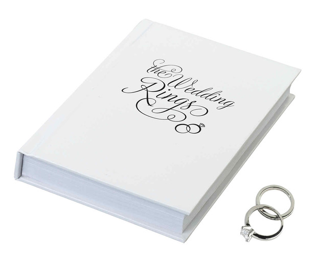 Lillian Rose The Wedding Rings Book Box