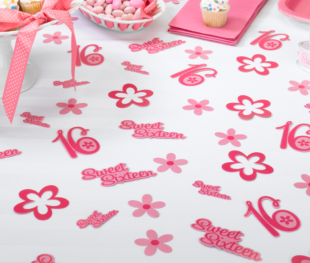 Lillian Rose Sweet Sixteen Confetti