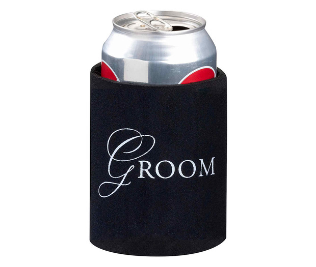 Lillian Rose Groom Cup Cozy
