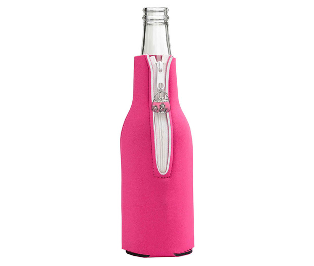 Lillian Rose Bottle Cover Pink Purse