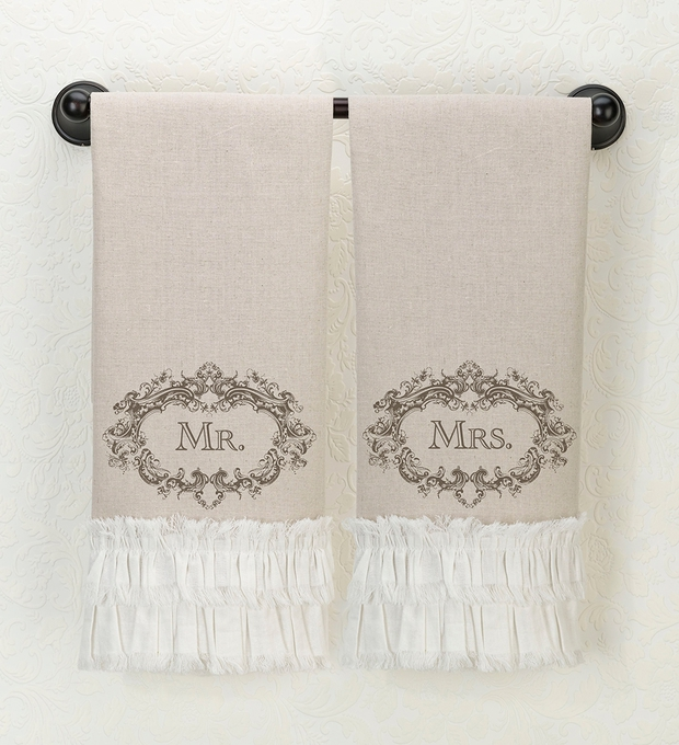 Lillian Rose Mr. Tan Kitchen Towel
