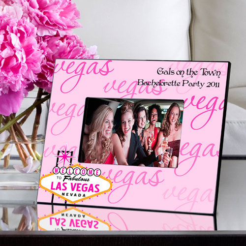 JDS Personalized Gals Las Vegas Picture Frame