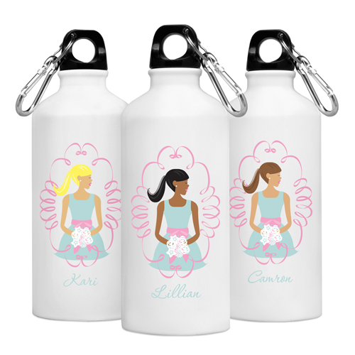 JDS Personalized Goin' to the Chapel Water Bottle