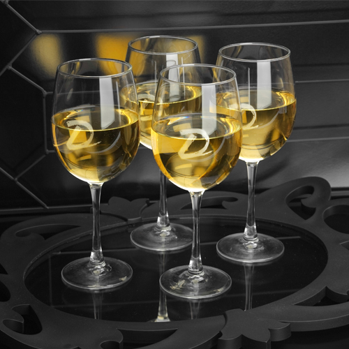 JDS Personalized White Wine Quartet