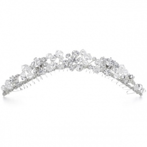 Mariell Swarovski Crystal Bridal Headpiece