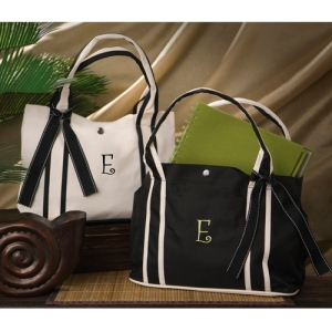 JDS Personalized Roman Holiday Petite Tote
