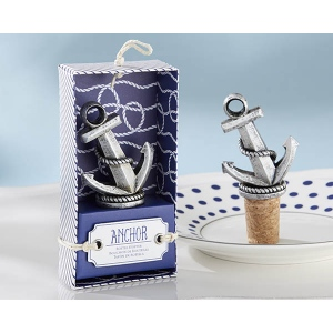 Nautical, Anchor Bottle Stopper