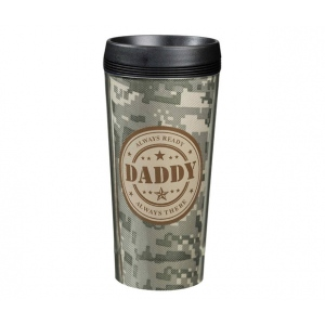 Lillian Rose Daddy Camouflage Cup