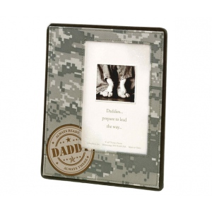 Lillian Rose Daddy Military Frame
