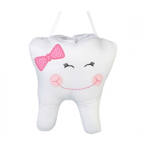 Lillian Rose Tooth Pillow - Pink