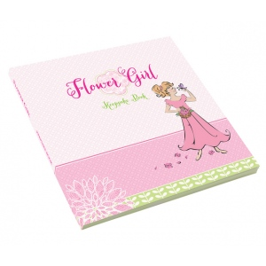 Lillian Rose Flower Girl Keepsake Book