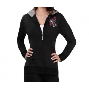 Lillian Rose Bride Jacket Black: X-Large