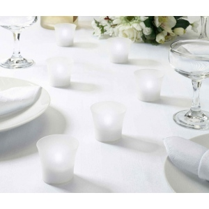 Lillian Rose Led Tealight Votives: Set of 6