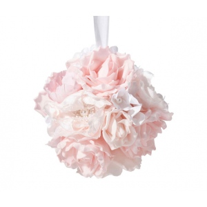 Lillian Rose Blush Pink Flower Ball
