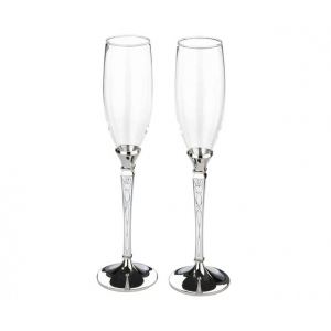 Lillian Rose Retro Toasting Glasses
