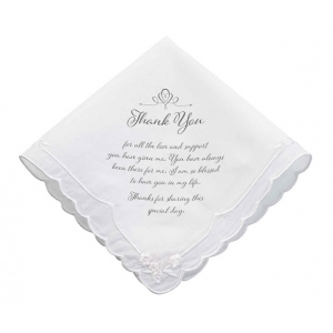Lillian Rose Thank You Women's Hankie