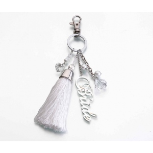 Lillian Rose Bride Key Fob