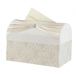 Lillian Rose Ivory Card Box