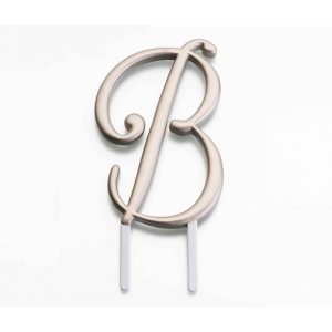 Lillian Rose Gold Monogram - B