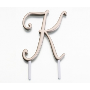 Lillian Rose Gold Monogram - K
