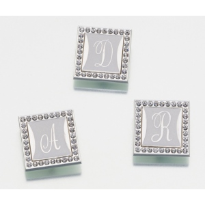 Lillian Rose Monogram Clip with Frame - Y