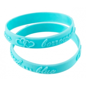 Lillian Rose Set of 18 Shower Bracelets