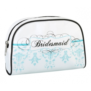 Lillian Rose Bridesmaid Travel Bag - Aqua
