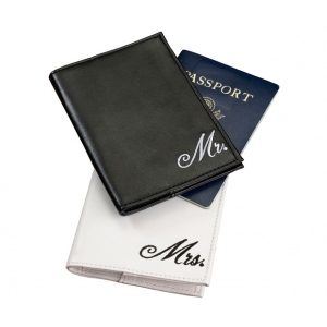 Lillian Rose Mr. & Mrs. Passport Covers